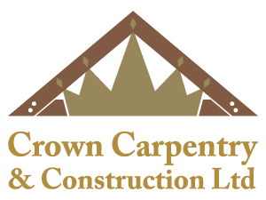 Crown Carpentry & Construction Logo